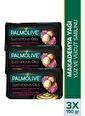 Palmolive Palmolive Luminous Oils Makademya Yağı ve Kakao Özü 3'lü Yüz ve Vücut Sabunu 150 gr Renksiz